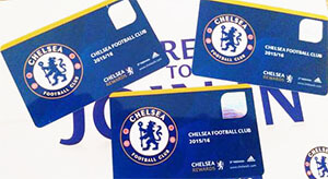 Chelsea Season Ticket