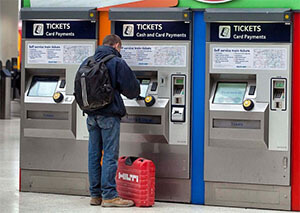 Train Ticketing